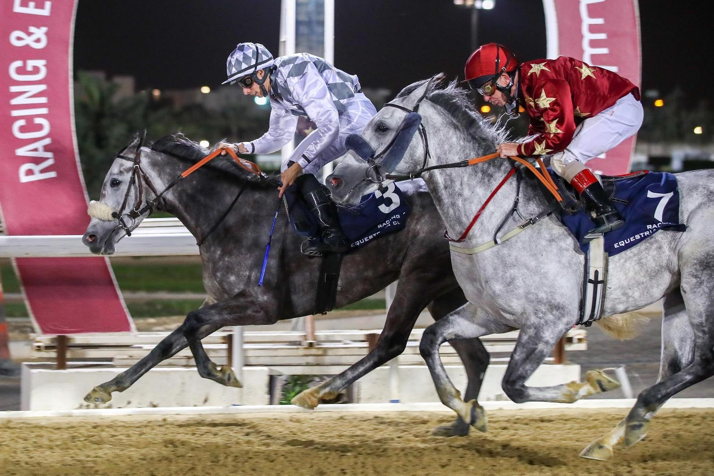 L/B Arabian Handicap, 1700m - 3 April 2019