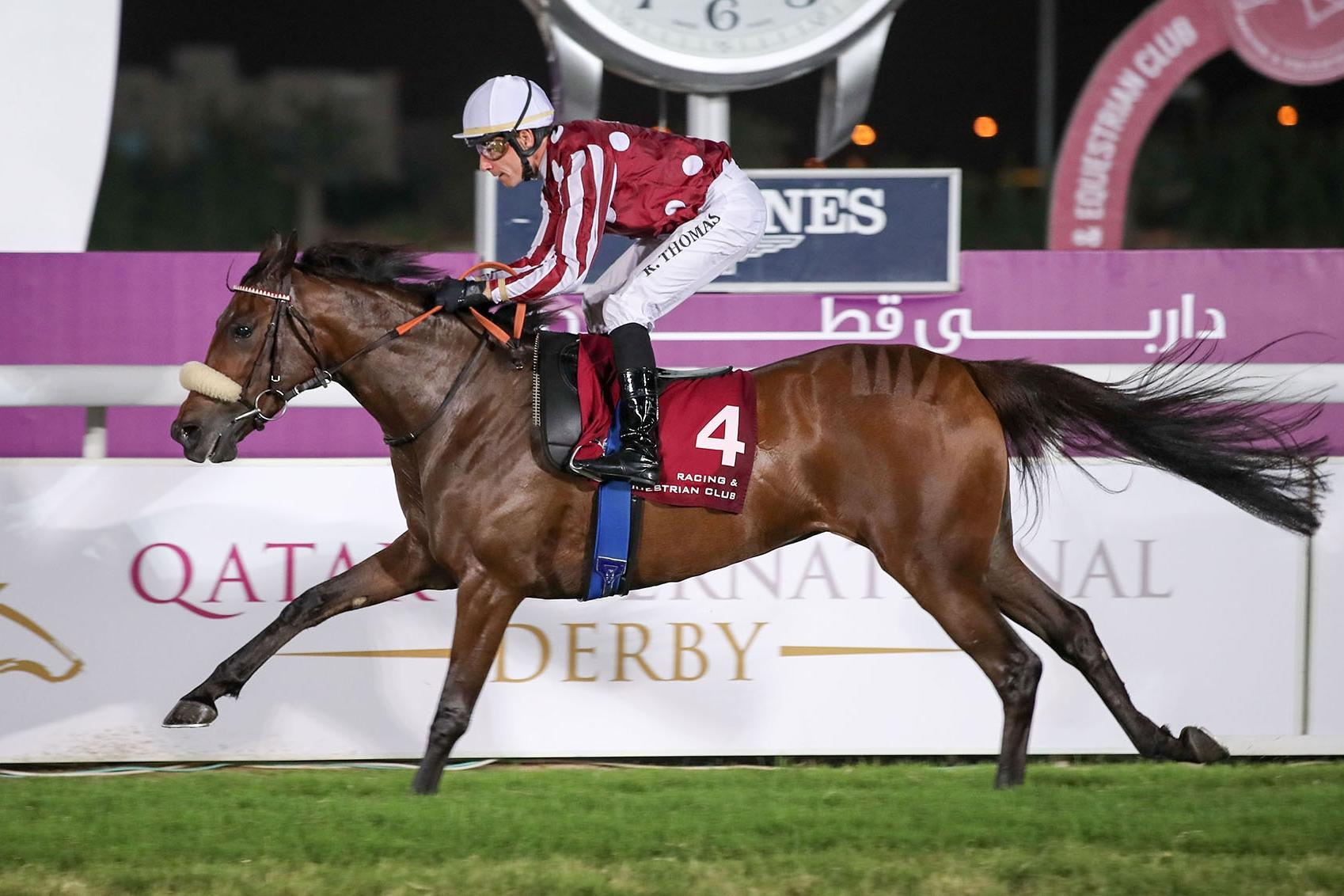 Qatar Oaks Fillies - Doha 21 December 2018