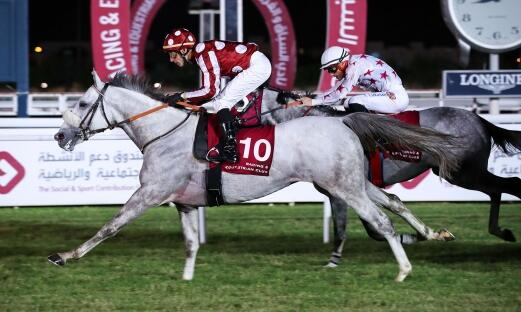 FIRST SUCCESS AT DOHA FOR MARID
